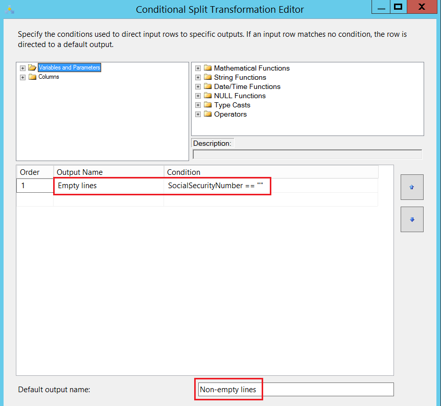 Fixing corrupt csv files in a SSIS Package (SSIS Series) | Hans