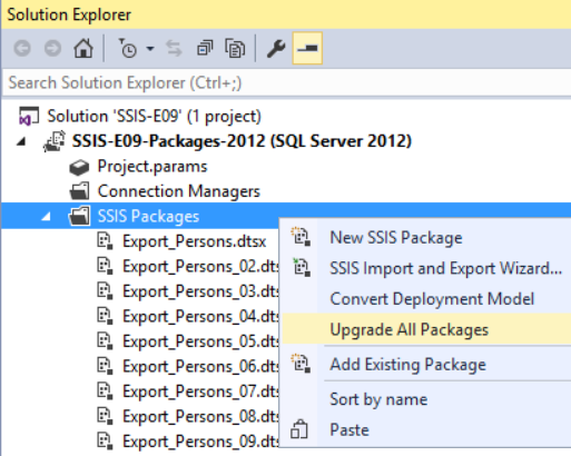 UPDATED: How to upgrade your SSIS Packages from SQL Server 2012 to ...